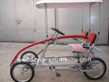 "16"" Leisure Four Wheels Bike"