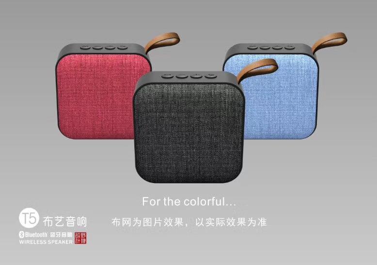 Soomes mini fabric S 10 / S 207 bm bluetooth speaker