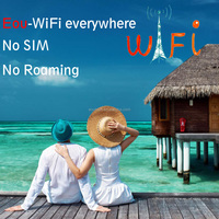 4G global free roaming WiFi hotspot solution provider EOU, from China