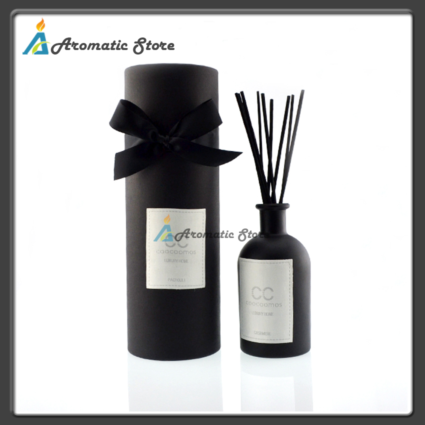 home fragrance reed diffuser with rattan stick