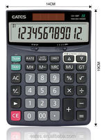 Desk top type tax and check correct calculator