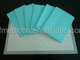 60*60/60x90 With or Without sap China Medical hospital underpad