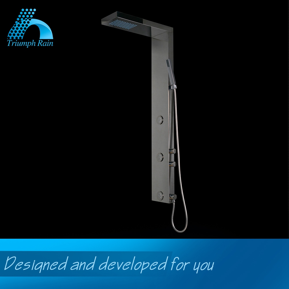 Super Quality Competitive Price Oem Design Wall Mounted Shower Pannel Bathroom In Modular