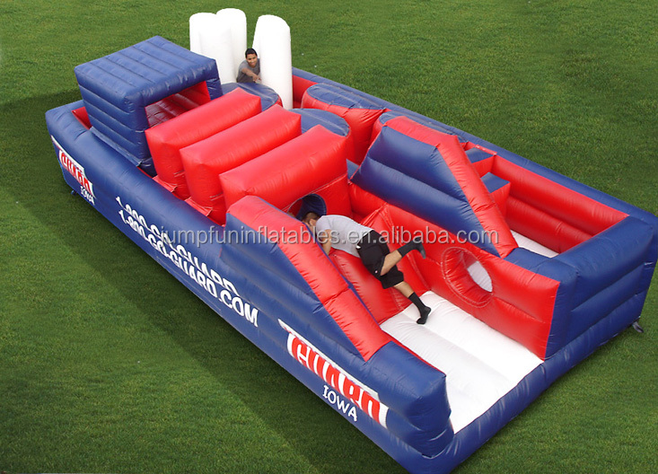 adults inflatable playground on sale