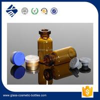 Wholesale Amber Glass vial 3ml 5ml 10ml 30ml Empty Glass Bottle vials for Pharmaceutical