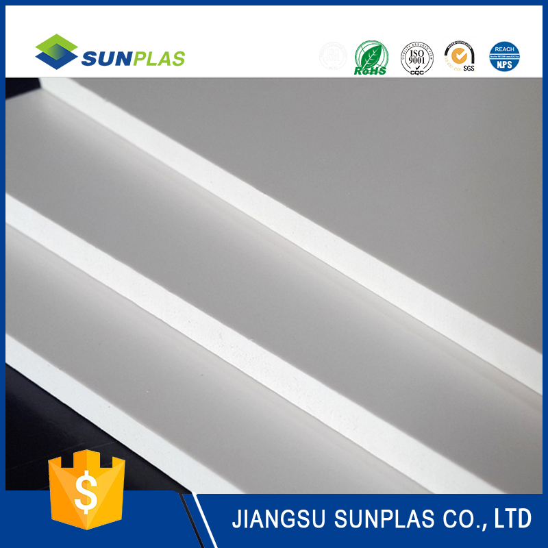 waterproof pvc plastic sheet for kitchen cabinet production line
