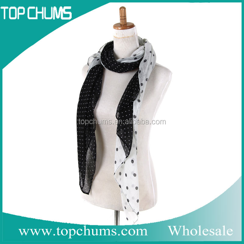 Stock wholesale fashion pure silk scarf manufacturer
