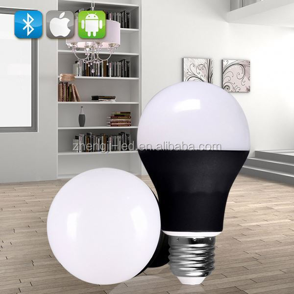new hot hot products for kids Bluetooth bulb e27 led lamps supplier,Free APP