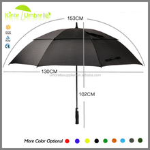 Innoventions Pro Series Gold 62 Inch Golf Umbrella