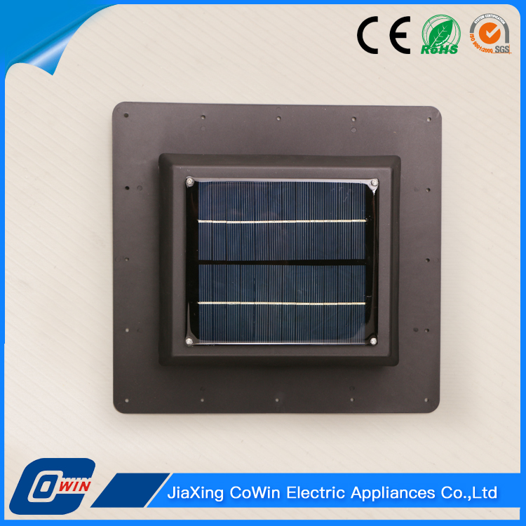 High Quality Factory Price 5W Solar Fan With Pv Panel