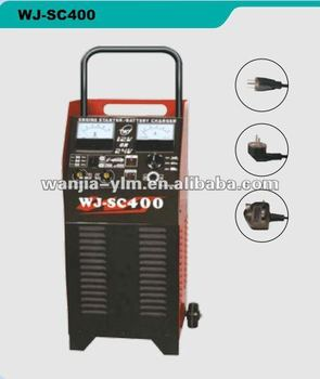 WJ-SC400A 12V/24V battery charger,CE & RoHs approved