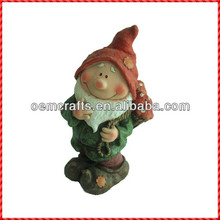 Brand new high quality custom outdoor garden decor gnome