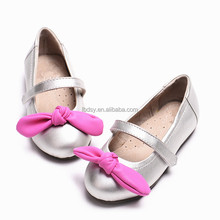Little girls princess shoes elegant top quality children casual shoes