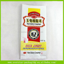 Colorful Printing Aluminum Foil Plastic Bag For Non Dairy Creamer