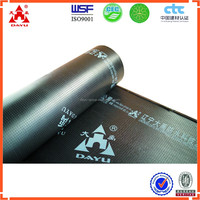 Torch Applied Roll Waterproof Membrane Bitumen Sheet for Roofing