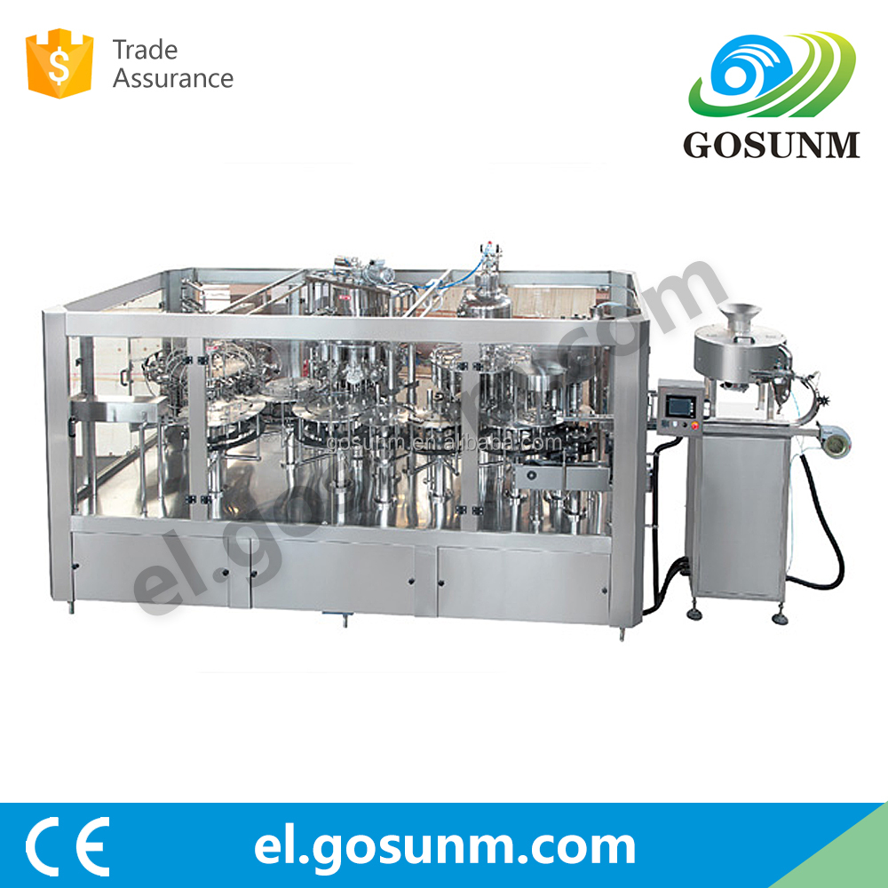 high quality aseptic pure water bag filling machine