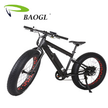 Top Quality Hot Selling Fat Tire E Road Electric Bike