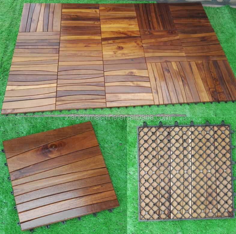 Prefabricated wpc houses eco plank deck rubber flooring wpc decking
