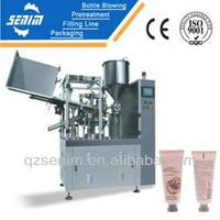 SM-TH60 full automatic tube filling and sealing machine for cosmetic