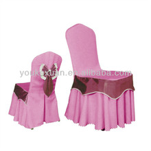 Youkexuan wedding chair covers and sashes HC-C154