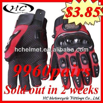 HC Glove kawasaki automatic motorcycle