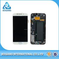 Lcd mobile phone for samsung galaxy s6 edge g9250 clone lcd,Original Display For Samsung S6 LCD,For Galaxy S6 EDGE LCD