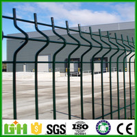GM China Supplier good quality used wrought iron fencing for sale