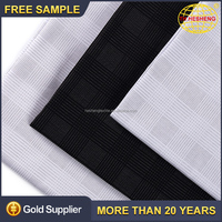 Fashion custom shirt 100 cotton fabrics new style high density textile woven shirting fabric