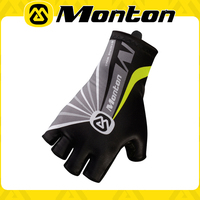 neon color gloves/cycling gloves/Monton gloves