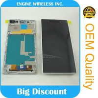 New product wholesale spare parts for sony Z1 lcd