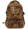 Vintage Canvas backpack Mountaineering unisex backpacks travel hiking camping backpack bag