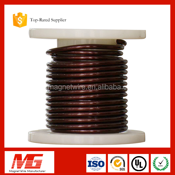 14 15 16 17 18 awg gauge 2.5mm lead seal enameled wire magnetic aluminum