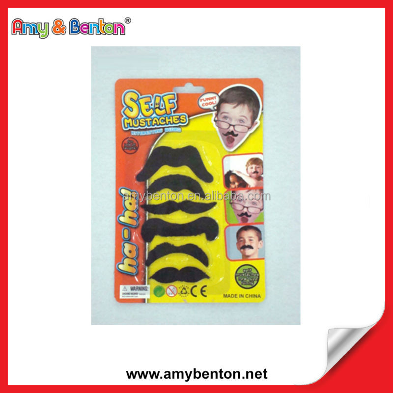 Top Selling 6pcs Priate Toy Bread Hat For Kid False Beard