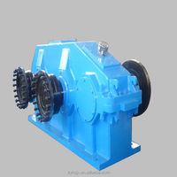 High Speed Input Shaft Gearbox