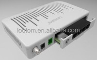 FTTH ONU PON GDONU100-2030D ONU and receiver inone Integrated Routing Switching CATV PON ONU