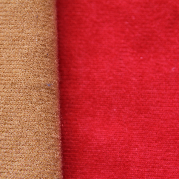 China direct textiles factory 100 polyester microfiber knit terry cloth wholesale,tricot knit upholstery lining fabric for sofa