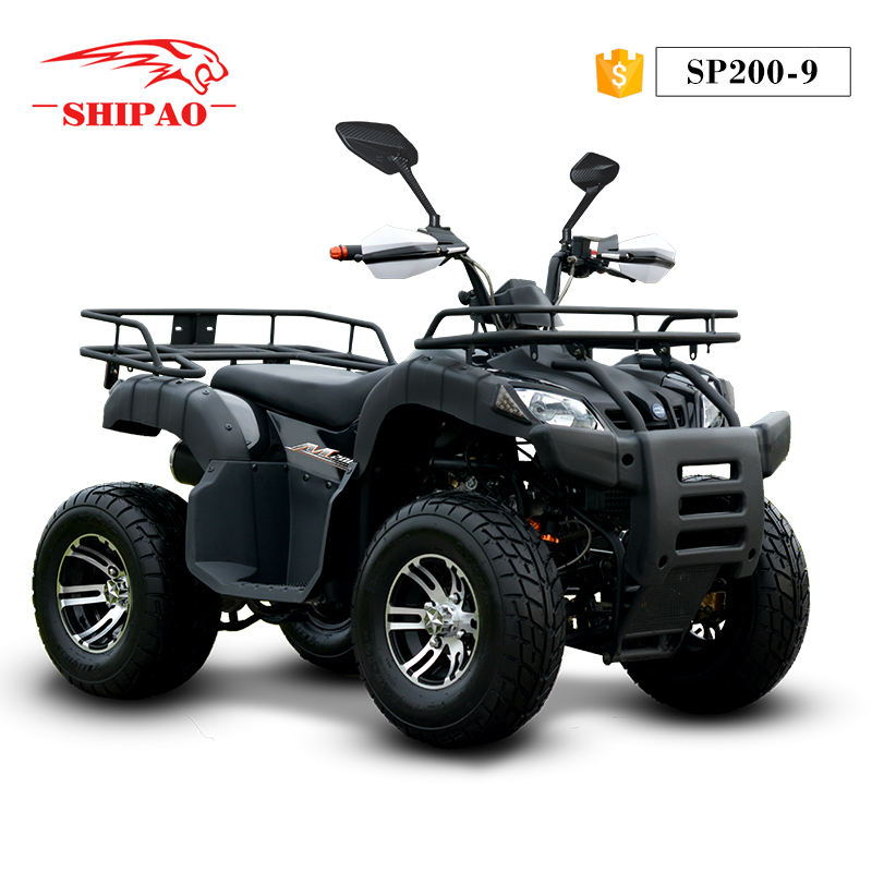 SP200-9 Shipao atvs 4 wheeler quad for adults