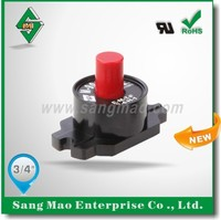 Single Phase Motor Thermal Protector and Compressor Parts Temperature And Current Double Protection
