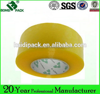 sticky carton sealing bopp packing tape