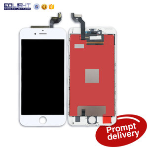 Wholesale price mobile phone for iphone 6s plus lcd display screen promotion
