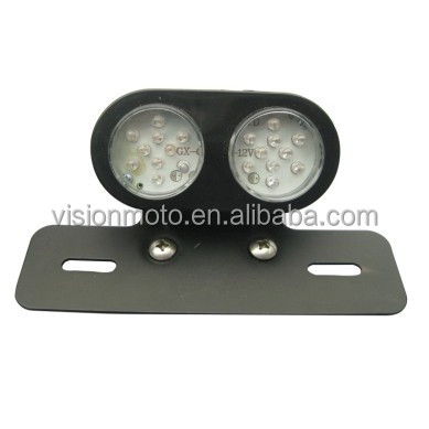 Hot sale scooter light led motorcycle rear light