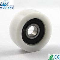 high quality conveyor trolley nylon with bearing
