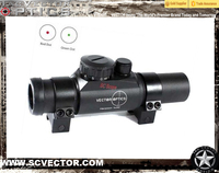 Vector Optics Harpoon 1x 30mm High Quality Green and Red Dot Scope for M4 for AR15 5.56 with Sunshade and Mount