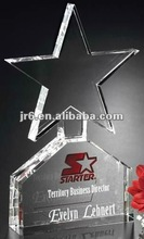 Exclusive Style Crystal Star Prize