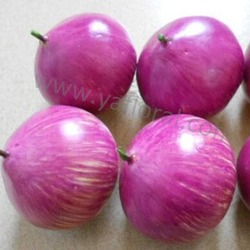 2015 new purple artificial onion fake vegetables import vegetables and fruits