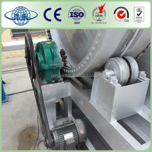 50% OFF Scrap Tires Pyrolysis/Recycling Machine Also Process Plastic Waste to Crude Oil