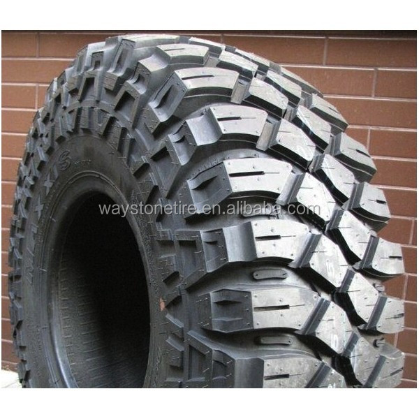 Waystone 4X4 mud tyres extreme off road tires 37X12.50-17LT 40X13.50-17LT on Street/Sand/Rock/Mud/Trail/Snow
