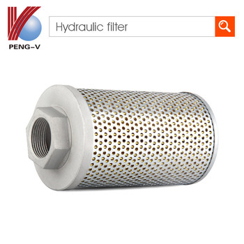 214A7-52081 H-8302 Spin On Hydraulic Filter For TCM