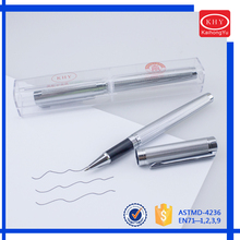Box pack high quality promotion metal ball pen