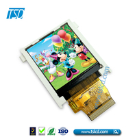 TSD TSLCD 3 wire 4 wire spi interface lcd 128x128 1.44 1.5 inch tft display
